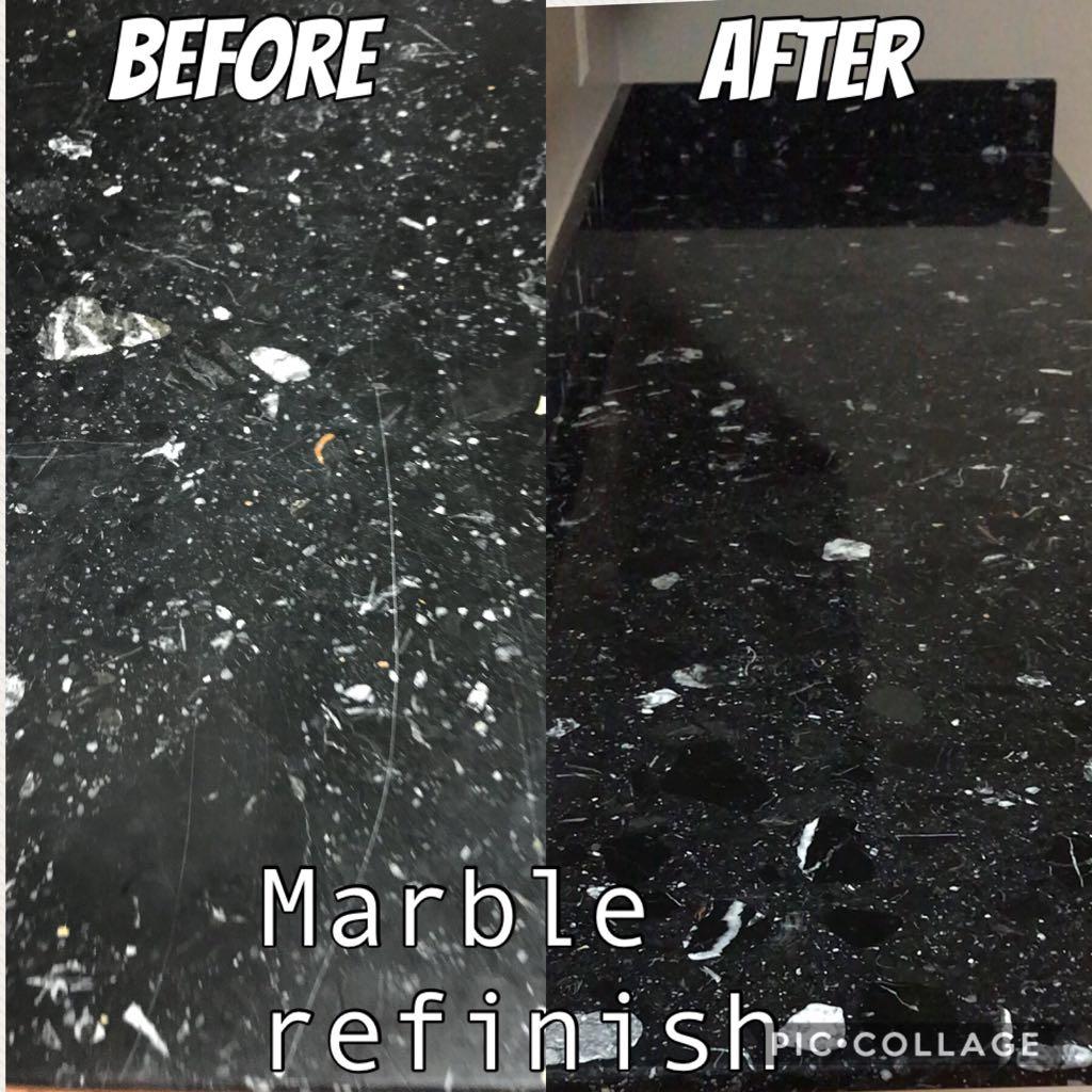 Marble Refinishing